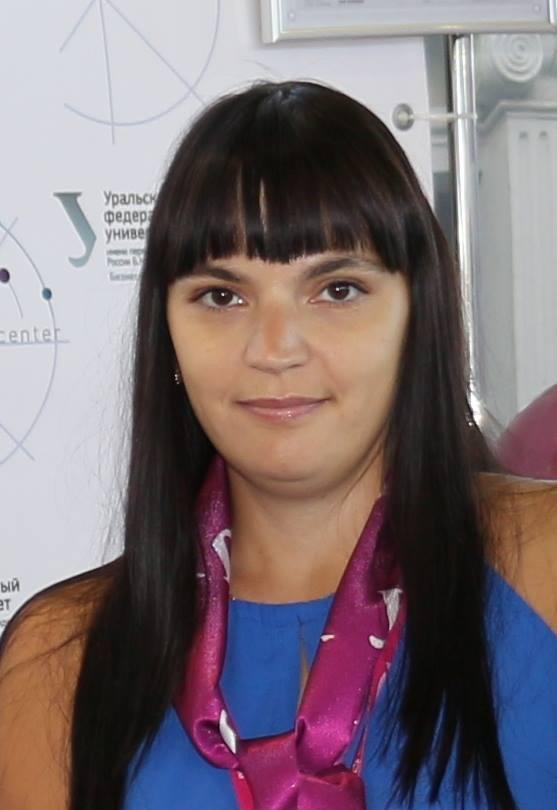 Харламова Ольга Геннадьевна